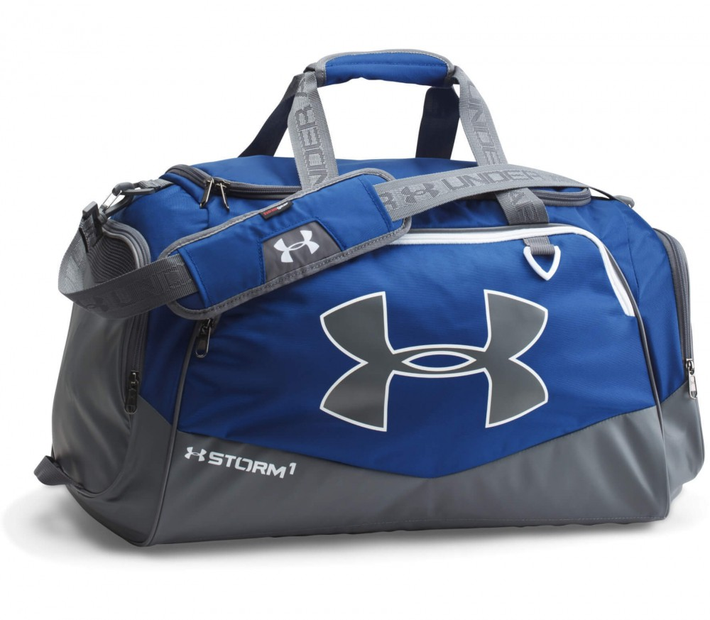 Under Armour - Undeniable Duffel II L (blau/grau)