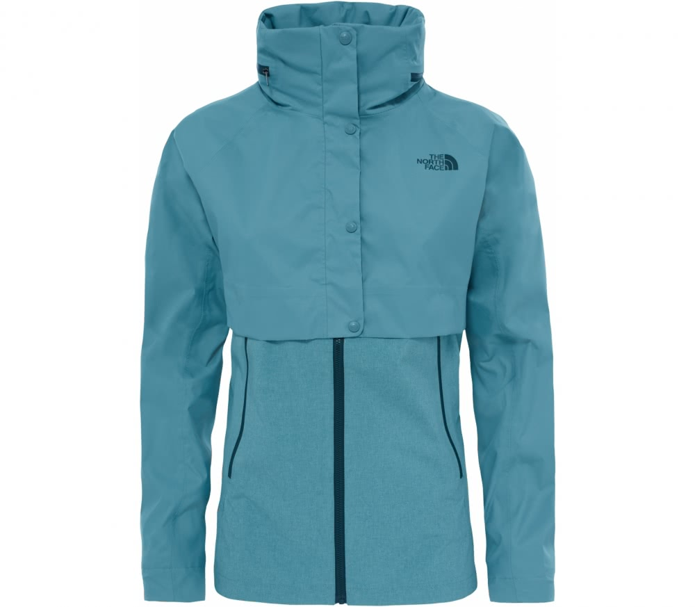 the north face kayenta damen regenjacke blau im online shop von keller sports kaufen. Black Bedroom Furniture Sets. Home Design Ideas
