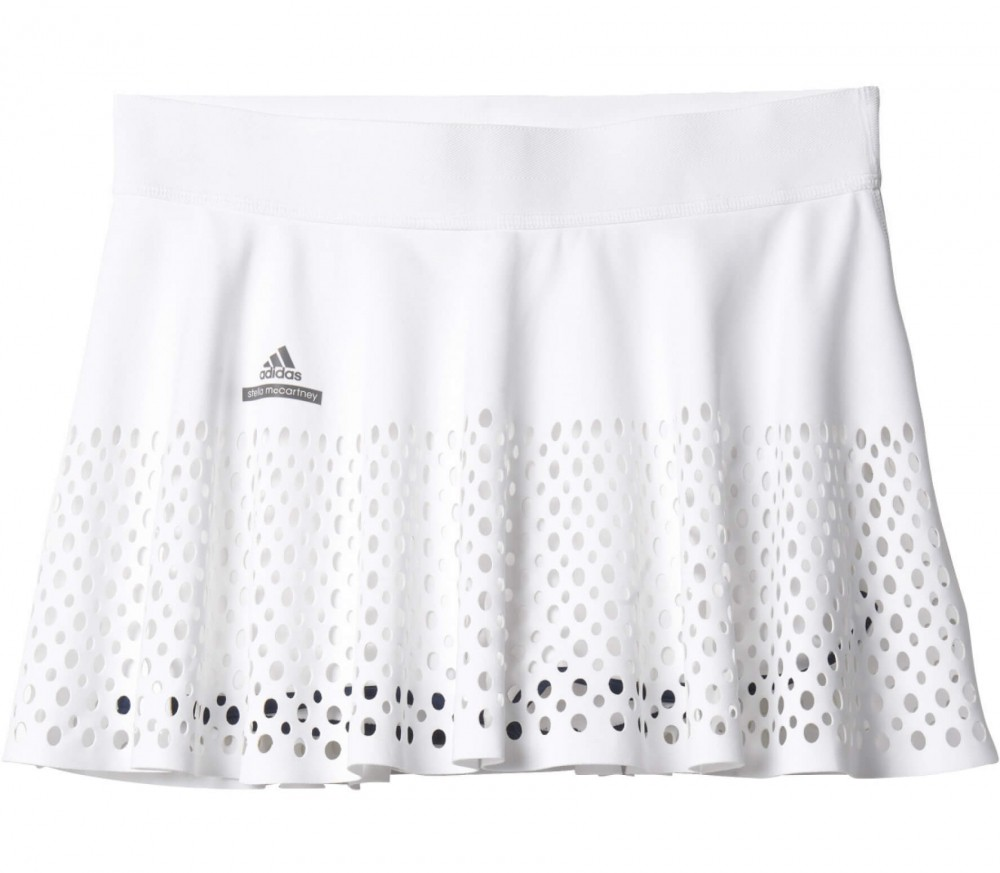 Adidas - Stella McCartney Barricade Damen Tennisrock (weiß)