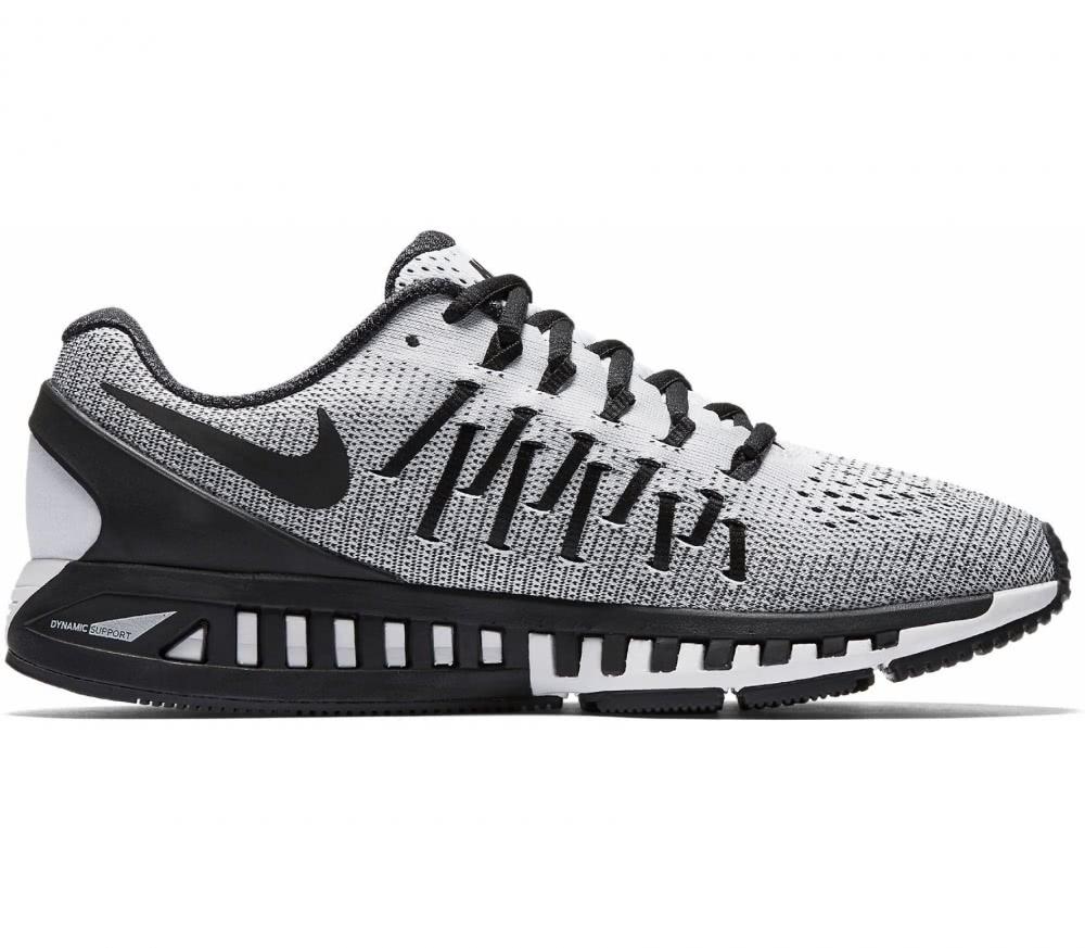 Nike - Air Zoom Odyssey 2 Herren Laufschuh (grau/schwarz)