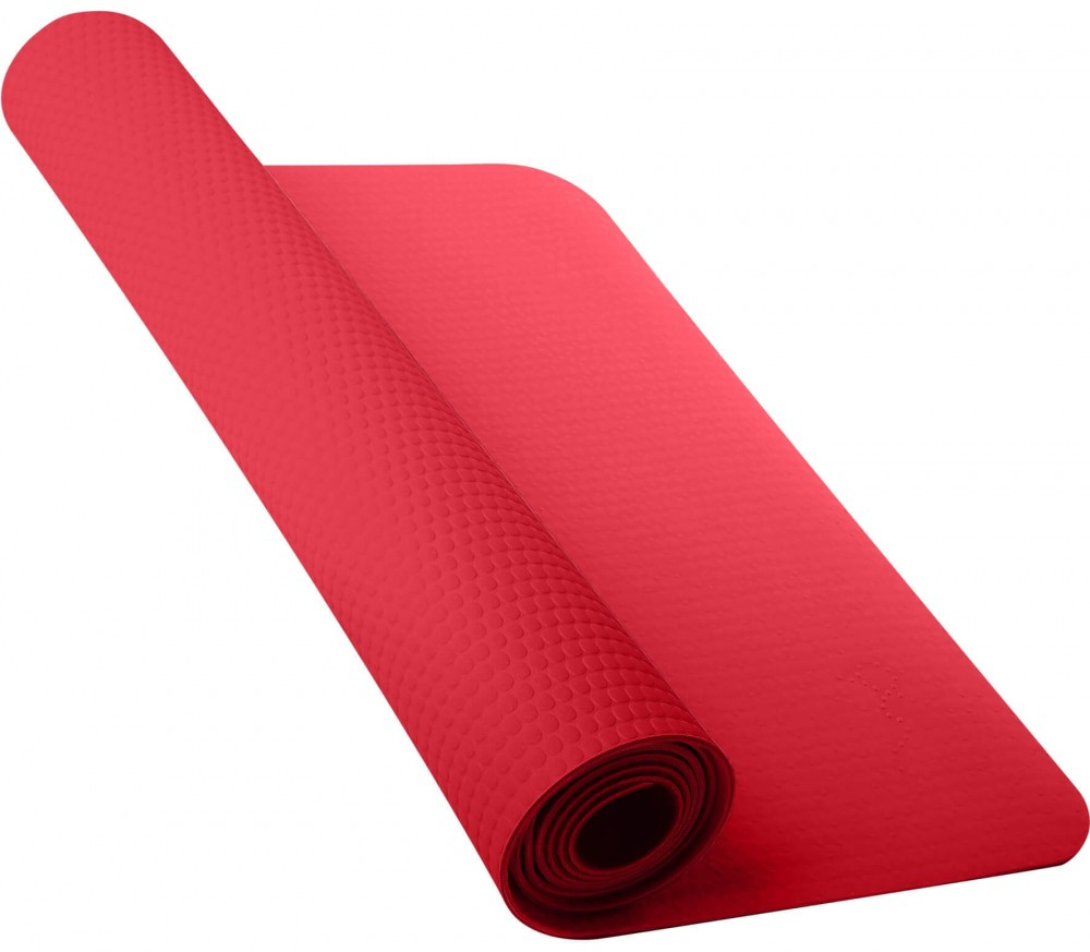 Nike - Fundamental Yoga Trainingsmatte 3mm (rot)