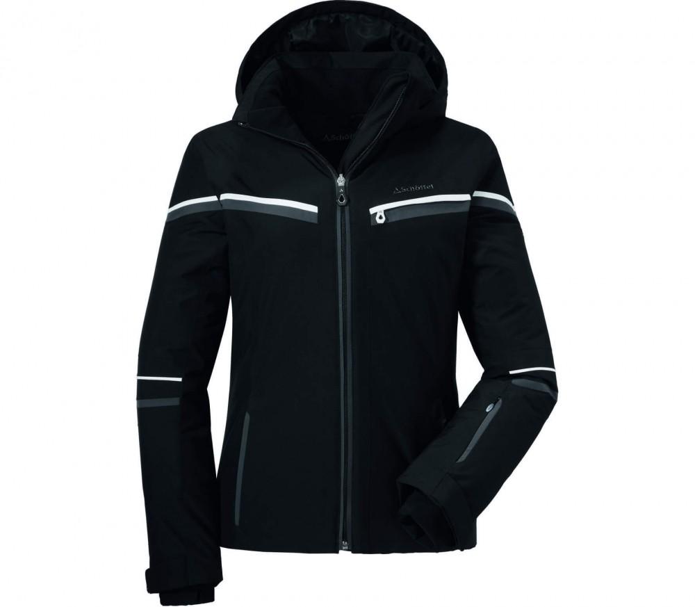 sch ffel axams damen skijacke schwarz im online shop von keller sports kaufen. Black Bedroom Furniture Sets. Home Design Ideas