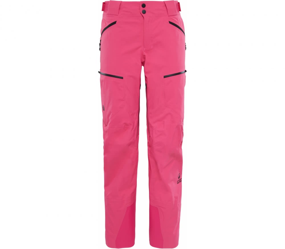 the north face purist damen skihose pink im online shop von keller sports kaufen. Black Bedroom Furniture Sets. Home Design Ideas