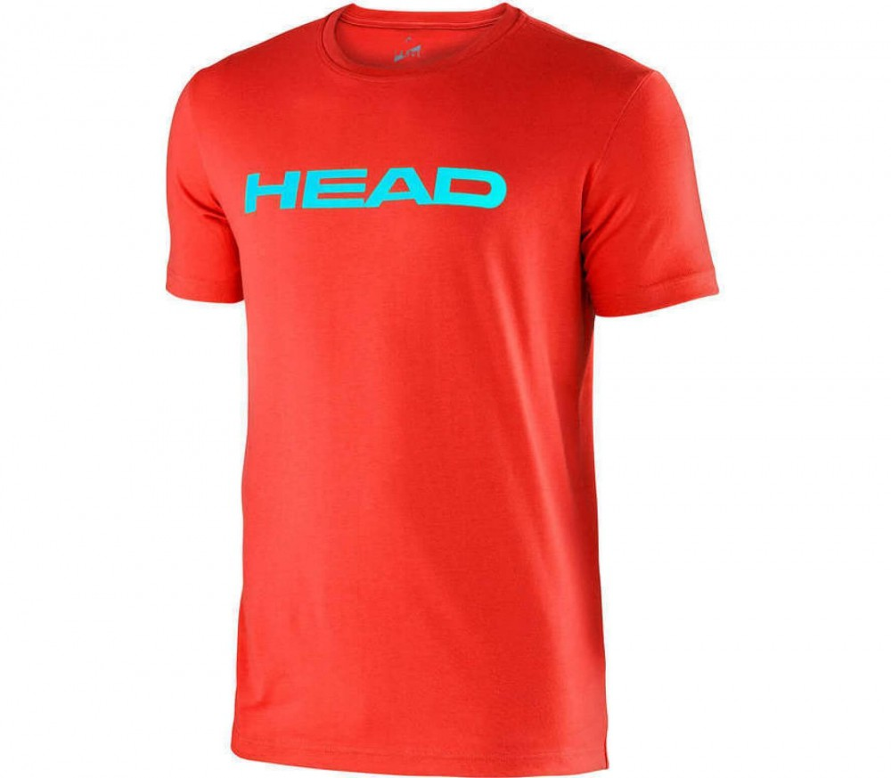 Head - Transition Ivan Herren Tennisshirt (rot/blau)