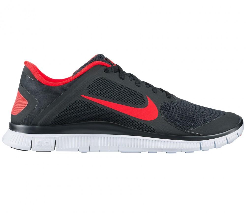 Nike Free 4.0 V3 Schwarz
