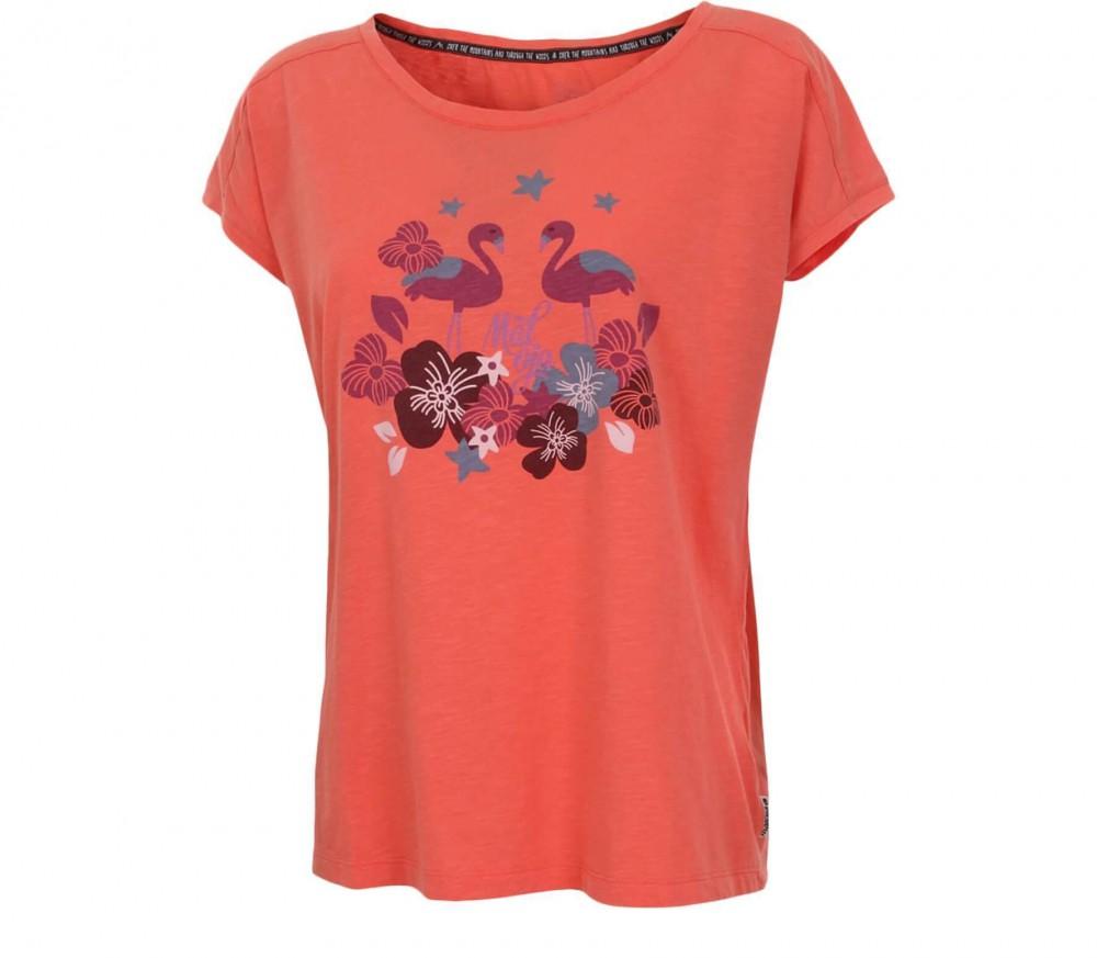 maloja sophiam damen shirt orange im online shop von keller sports kaufen. Black Bedroom Furniture Sets. Home Design Ideas