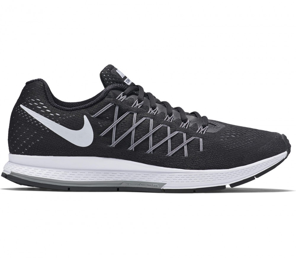 Nike - Air Zoom Pegasus 32 Herren Laufschuh (schwarz/weiß)