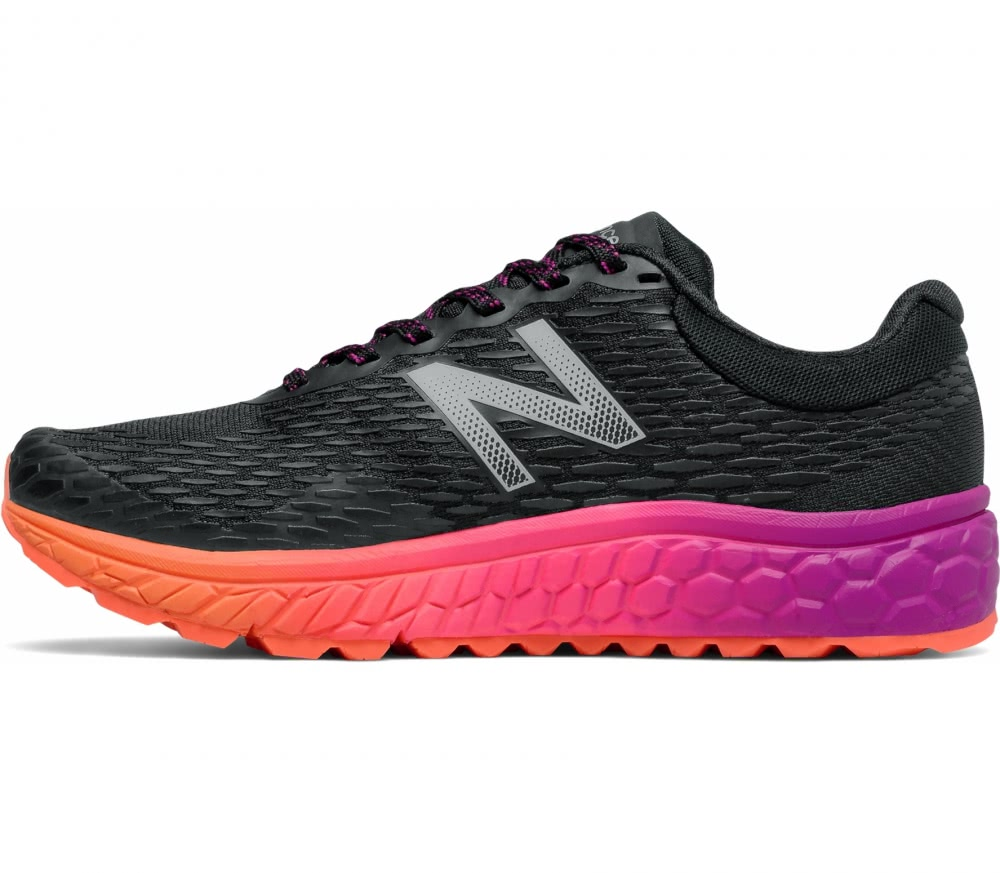 uk availability 0a789 fa313 NEW BALANCEFreshFoam Hierro v2 LaufschuheDamen schwarz   orange
