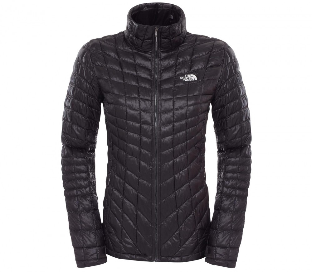 the north face thermoball full zip damen primaloft jacke schwarz im online shop von keller. Black Bedroom Furniture Sets. Home Design Ideas