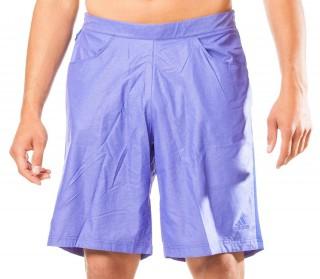 Adidas - Ultra men's running shorts (blue)