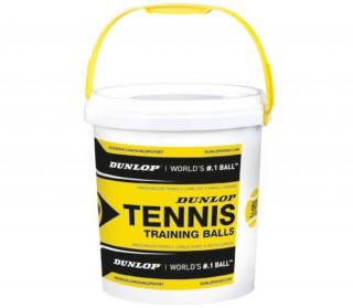 Dunlop - Training - 60 Stück - gelb