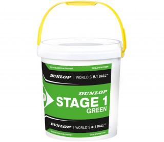 Dunlop - Stage 1 Green - 60er Eimer