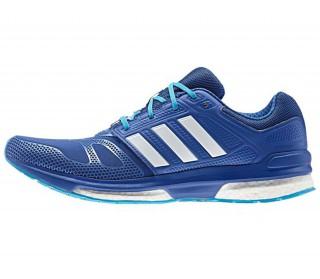 Adidas - Revenge Boost 2 Techfit men's running shoe (blue)