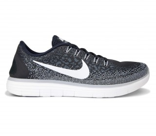 Nike Free Rn Motion Flyknit Grau