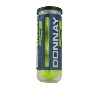Donnay - Ace Tennisbälle - 3er Balldose