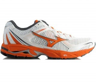Mizuno - Laufschuh Wave Ovation 2 Women weiß/orange - HW12