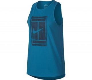 nike sport t shirt damen blau