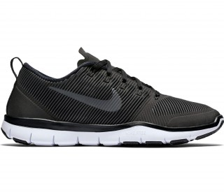 Nike Free 5.0 Damen Training Schuhe Weiß / Rosa / Schwarz
