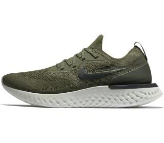 Nike - Epic React Flyknit Herren Laufschuh (matcha)