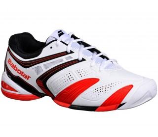 Babolat - V-Pro 2 All Court Herren Tennisschuh (rot/weiß)