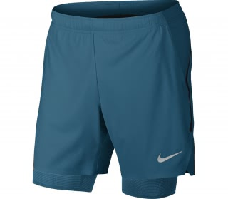 Nike - Court Flex Ace Herren Tennisshort (dunkeltürkis)