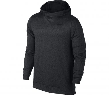 Nike - Breathe Herren Trainingshoodie (schwarz)