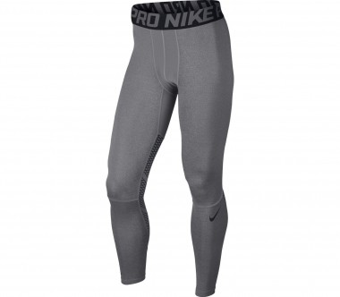 Nike - Pro Hypercool Herren Trainingstight (grau/schwarz)