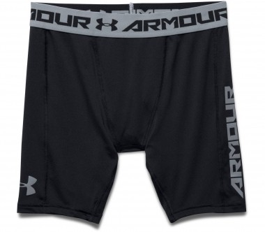 Under Armour - CoolSwitch Compression Herren Trainingsshort (schwarz)