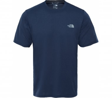 The North Face - Reaxion Amp Crew Herren Trainingsshirt (dunkelblau)