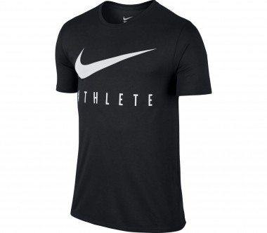 Nike - Dri-Fit Swoosh Athlete Herren Trainingsshirt (schwarz)