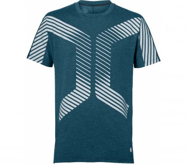 ASICS - Power Herren Trainingsshirt (blau)