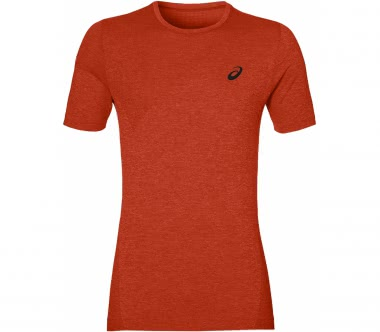 Asics - Seamless Herren Trainingsshirt (orange)