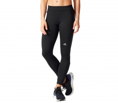 Adidas - Sequencials Climawarm Tight Damen Laufhose (schwarz)