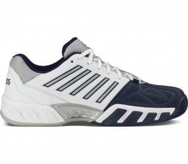 K-Swiss - Big Shot Light 3 Herren Tennisschuh (weiß/blau)