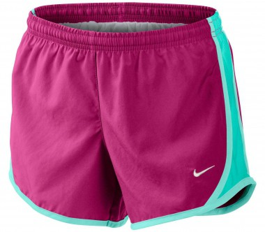 Nike - Tempo Junior Trainingsshort (pink)