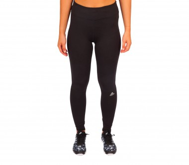 Adidas - Beyond The Rund Transit Tight Damen Laufhose (schwarz)