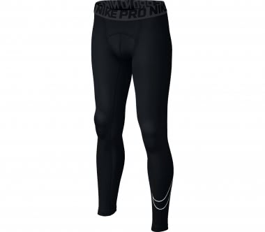 Nike - Cool HBR Compression Junior Trainingstight (schwarz)