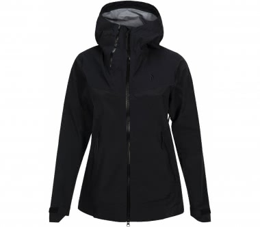 Peak Performance - Mondo Damen Outdoorjacke (schwarz)