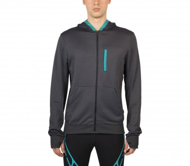 Adidas - Beyond The Run Herren Laufhoody (schwarz)