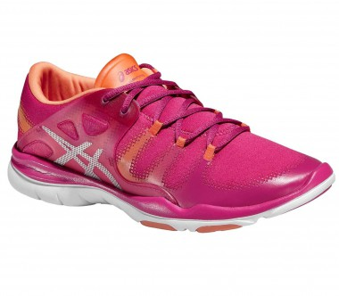 Asics -Gel-Fit Vida Damen Trainingsschuh (pink/orange)