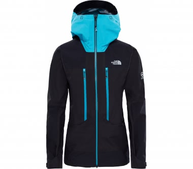 The North Face - Summit L5 GTX Pro Damen Hardshelljacke (schwarz/hellblau)