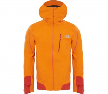 The North Face - Shinpuru Herren Gore Tex C-Knit Jacke (orange)