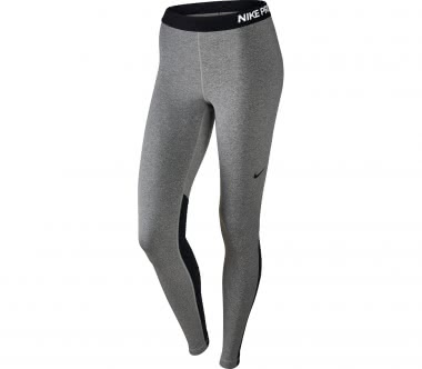 Nike - Pro Warm Damen Trainingstight (grau)