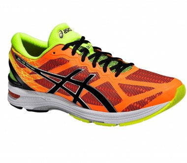Asics - Gel-DS Trainer 21 NC Herren Laufschuh (orange/gelb)