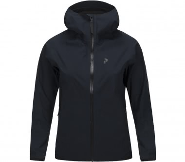 Peak Performance - Pac Damen Outdoorjacke (dunkelblau)