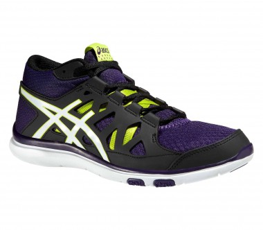 Asics - Gel-Fit Tempo MT Damen Trainingsschuh (schwarz/lila)