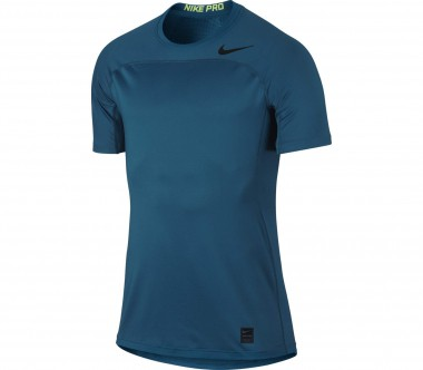 Nike - Pro Hypercool Herren Trainingstop (blau)