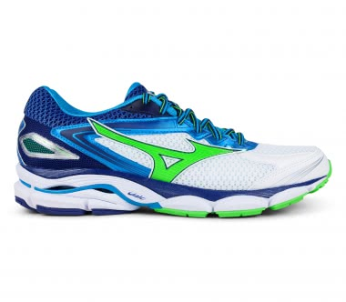 Mizuno - Wave Ultima 8 Herren Laufschuh (orange/blau)