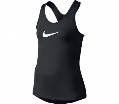 Nike - Pro Junior Trainingstank (schwarz/weiß)