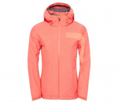 The North Face - Lillaz Damen Skijacke (hellorange)